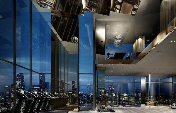 Ashton-Silom-Bangkok-condo-for-sale-Double-Horizon-Fitness