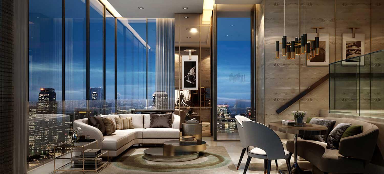 Ashton-Silom-Bangkok-condo-2-bedroom-for-sale-photo-2
